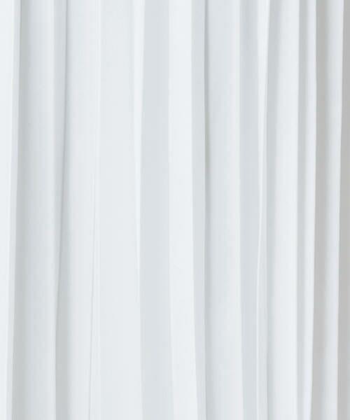 COMME CA BLANC D'OEUF / コムサブロンドオフ マタニティウェア | (マタニティ)スポーティー プリーツスカート | 詳細6