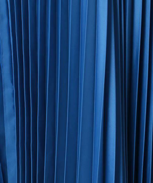 COMME CA BLANC D'OEUF / コムサブロンドオフ マタニティウェア | (マタニティ)スポーティー プリーツスカート | 詳細8