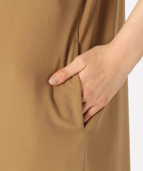 COMME CA BLANC D'OEUF / コムサブロンドオフ ロング・マキシ丈スカート | (マタニティ)【新色入荷】 大人気 ジャンパースカート | 詳細3
