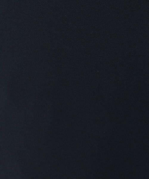 COMME CA BLANC D'OEUF / コムサブロンドオフ ロング・マキシ丈スカート | (マタニティ)【新色入荷】 大人気 ジャンパースカート | 詳細10