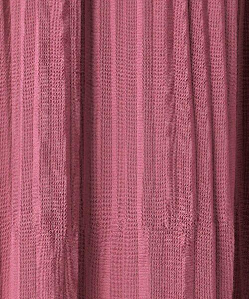 COMME CA BLANC D'OEUF / コムサブロンドオフ ロング・マキシ丈スカート | (マタニティ)アコーディオンプリーツ スカート | 詳細1