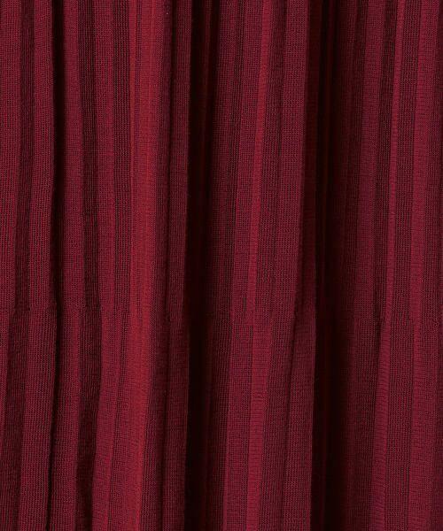 COMME CA BLANC D'OEUF / コムサブロンドオフ ロング・マキシ丈スカート   (マタニティ)アコーディオンプリーツ スカート   詳細7