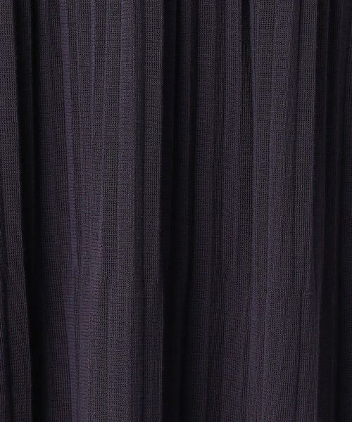 COMME CA BLANC D'OEUF / コムサブロンドオフ ロング・マキシ丈スカート   (マタニティ)アコーディオンプリーツ スカート   詳細8