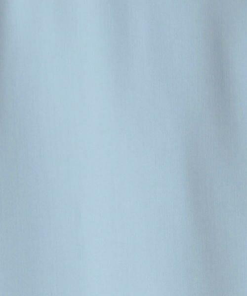 COMME CA BLANC D'OEUF / コムサブロンドオフ マタニティウェア | 〔マタニティ〕コクーンシルエットVネックドレス | 詳細9