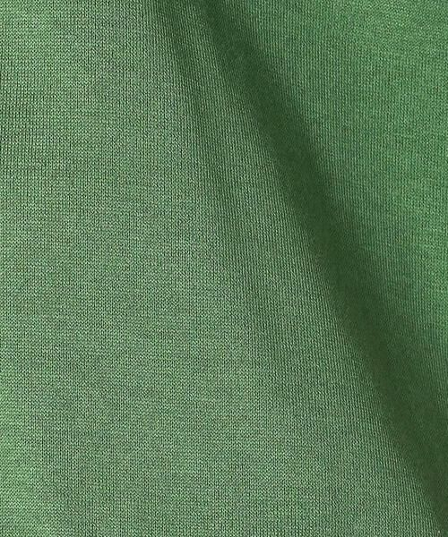 COMME CA BLANC D'OEUF / コムサブロンドオフ マタニティウェア | 〔マタニティ〕ロゴプリント入りTシャツ | 詳細10