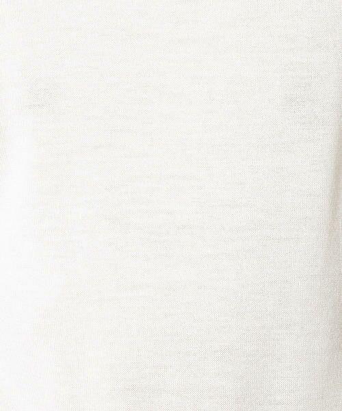 COMME CA COMMUNE / コムサコミューン ニット・セーター | シルケット タートルネック ニット | 詳細1
