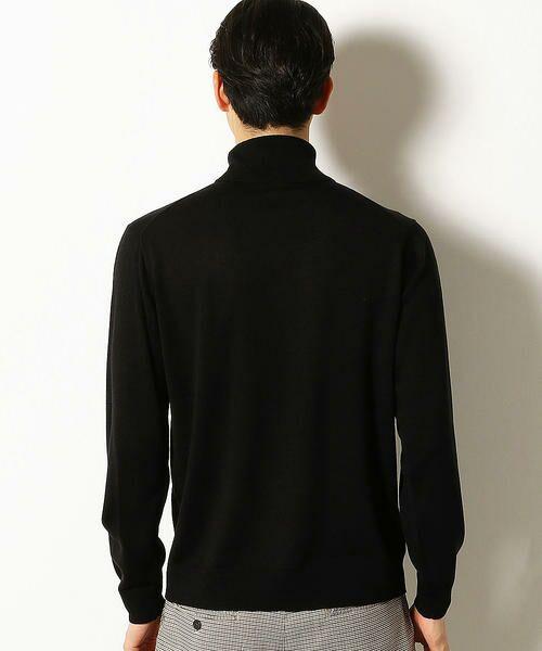 COMME CA COMMUNE / コムサコミューン ニット・セーター | シルケット タートルネック ニット | 詳細5