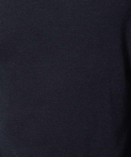 COMME CA COMMUNE / コムサコミューン ニット・セーター | シルケット タートルネック ニット | 詳細9