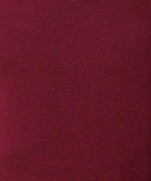 COMME CA COMMUNE / コムサコミューン ニット・セーター | シルケット タートルネック ニット | 詳細10