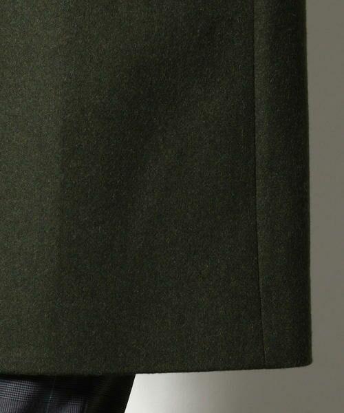 COMME CA COMMUNE / コムサコミューン その他アウター   ★雑誌掲載商品★ 【LeTinte】 レティンテ ライトメルトン チェスターフィールドコート   詳細11