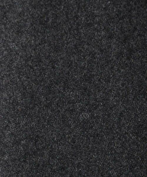 COMME CA COMMUNE / コムサコミューン ダッフルコート | ★雑誌掲載商品★ 【LeTinte】 レティンテ ライトメルトン ローデンコート | 詳細12
