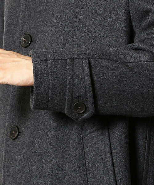 COMME CA COMMUNE / コムサコミューン ダッフルコート | ★雑誌掲載商品★ 【LeTinte】 レティンテ ライトメルトン ローデンコート | 詳細7