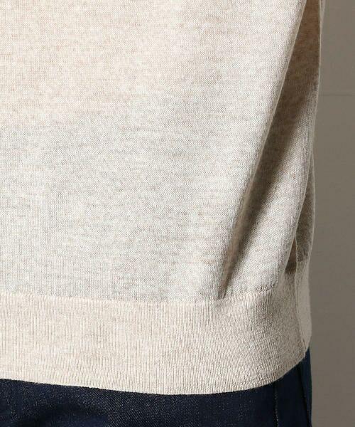 COMME CA COMMUNE / コムサコミューン ニット・セーター | イタリア 【LANEROSSI (ラネロッシ) 】 タートルネック ニット | 詳細7