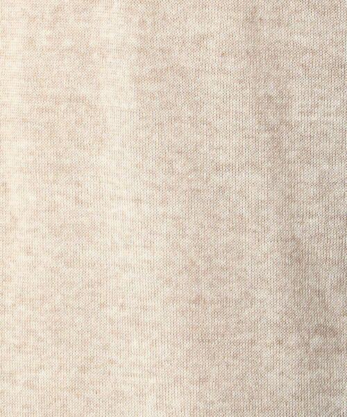 COMME CA COMMUNE / コムサコミューン ニット・セーター | イタリア 【LANEROSSI (ラネロッシ) 】 タートルネック ニット | 詳細8
