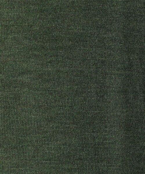 COMME CA COMMUNE / コムサコミューン ニット・セーター | イタリア 【LANEROSSI (ラネロッシ) 】 タートルネック ニット | 詳細14