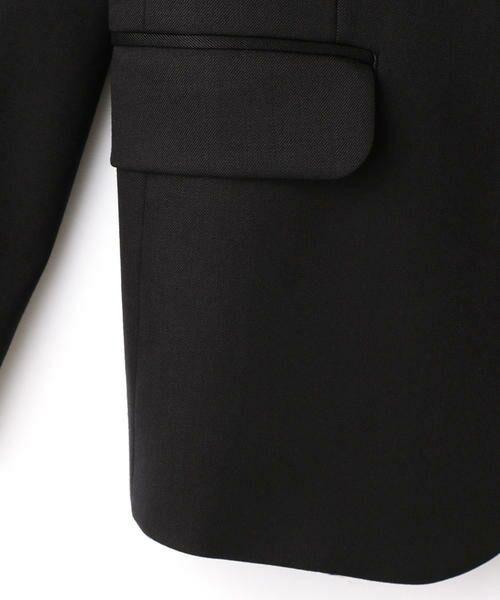 COMME CA FILLE / コムサ・フィユ セットアップ | 【ジュニアサイズ】ウールギャバジャケット | 詳細4