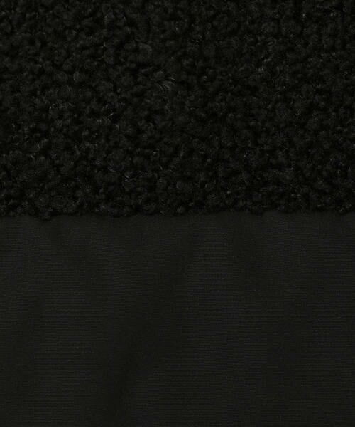 COMME CA FILLE / コムサ・フィユ ベビー・キッズウエア | リバーシブルダウンベスト | 詳細9