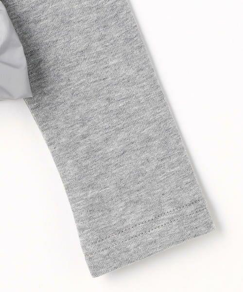 COMME CA FILLE / コムサ・フィユ カーディガン・ボレロ | 裾ぺプラムカーディガン | 詳細4