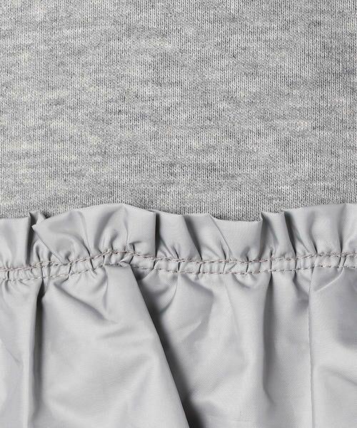 COMME CA FILLE / コムサ・フィユ カーディガン・ボレロ | 裾ぺプラムカーディガン | 詳細5