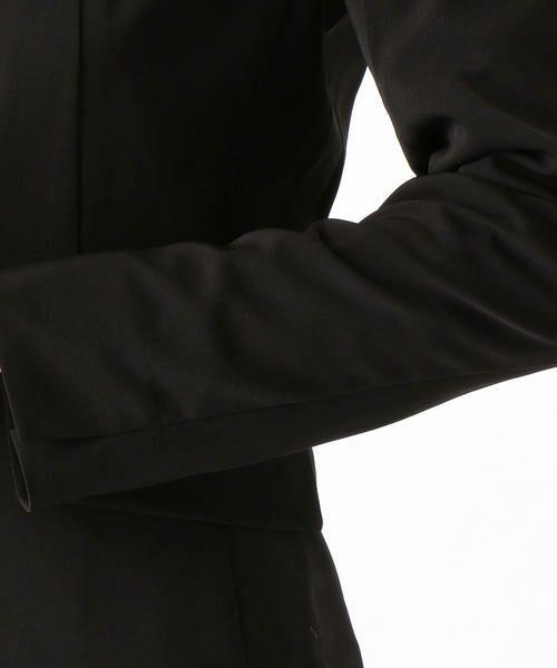 COMME CA ISM / コムサイズム セットアップ | テーラードジャケット〔セットアップ対応/マシーンウォッシャブル可能〕 | 詳細6