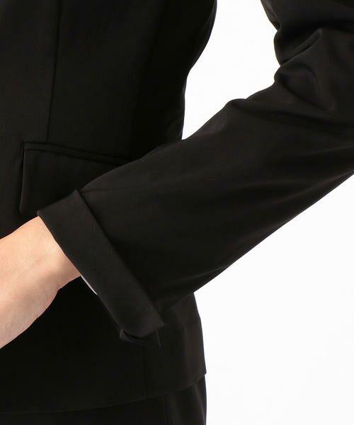 COMME CA ISM / コムサイズム セットアップ | テーラードジャケット〔セットアップ対応/マシーンウォッシャブル可能〕 | 詳細7