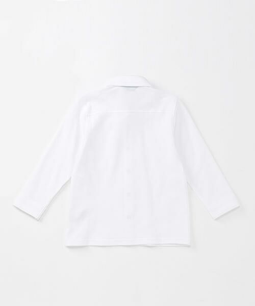 COMME CA ISM / コムサイズム シャツ・ブラウス | ネクタイ付きシャツ(90~130cm) | 詳細2