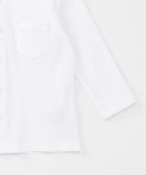 COMME CA ISM / コムサイズム シャツ・ブラウス | ネクタイ付きシャツ(90~130cm) | 詳細4