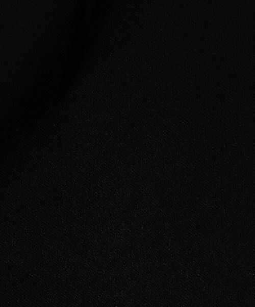 COMME CA ISM / コムサイズム その他パンツ | 〔コムサモデルズ〕【洗える】 裏起毛ハイテンション ストレッチパンツ | 詳細2