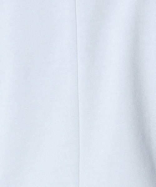 COMME CA ISM / コムサイズム その他アウター   《UVカット/ウォッシャブル》 ジャージー ノーカラー ジャケット 日本素材   詳細15