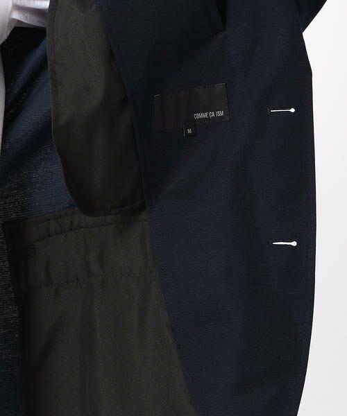 COMME CA ISM / コムサイズム テーラードジャケット | 美しき ジャージー ジャケット | 詳細11