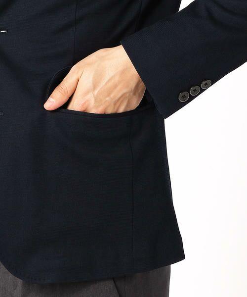COMME CA ISM / コムサイズム テーラードジャケット | 美しき ジャージー ジャケット | 詳細7