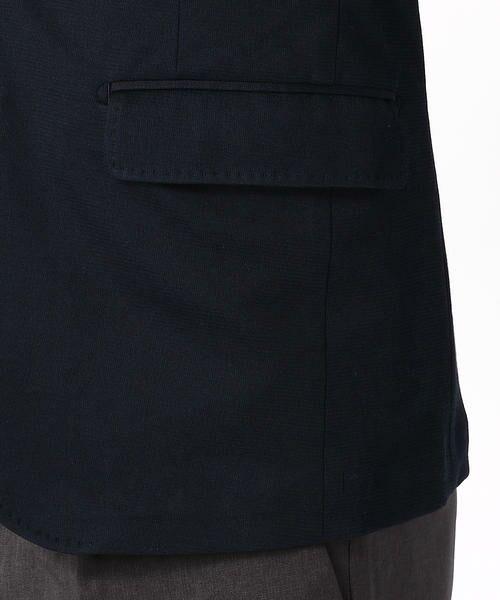 COMME CA ISM / コムサイズム テーラードジャケット | 美しき ジャージー ジャケット | 詳細8