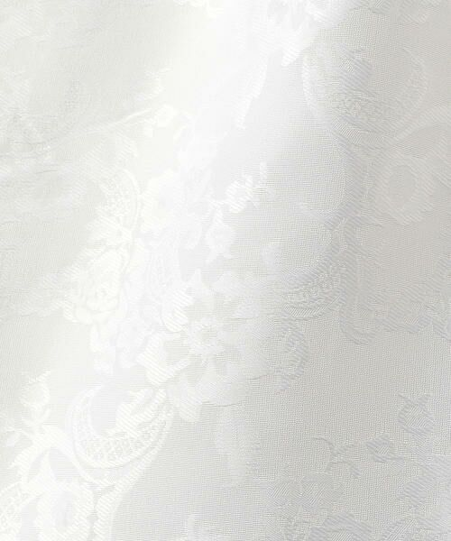 COMME CA ISM / コムサイズム ロング・マキシ丈ワンピース | リボン付 花柄 ノースリーブ ワンピース(140cm-160cm)【オケージョン・フォーマル・お呼ばれ】 | 詳細6