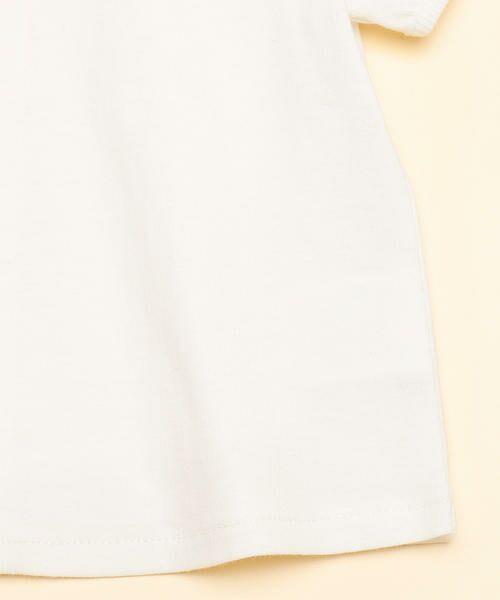 bb007e48c2deb リボン付き 丸襟 ブラウス (ベビー・キッズウエア)|COMME CA ISM ...