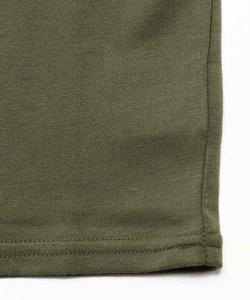 COMME CA ISM / コムサイズム Tシャツ | ベーシック 半袖Tシャツ | 詳細4