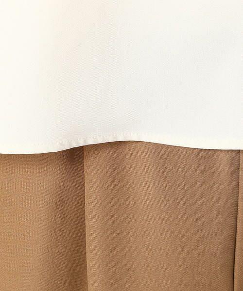 COMME CA ISM / コムサイズム サロペット・オールインワン | 〈セットアップ〉 ブラウス & ワイドパンツ 【入園・入学・卒園・卒業・セレモニー】 | 詳細11