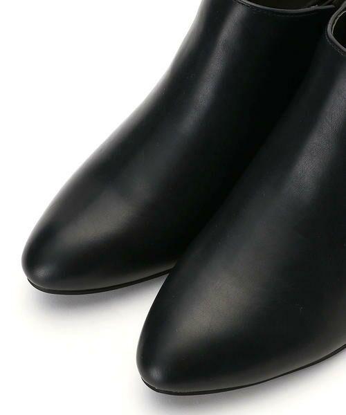 COMME CA ISM / コムサイズム ブーツ(ショート丈) | サイドファスナー ブーティー | 詳細4