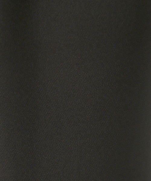 COMME CA ISM / コムサイズム その他パンツ | ウエストゴム ストレッチ テーパードパンツ | 詳細7