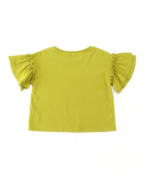 COMME CA ISM / コムサイズム Tシャツ | フリル袖 Tシャツ | 詳細5