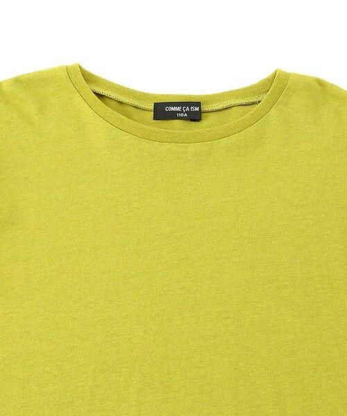 COMME CA ISM / コムサイズム Tシャツ | フリル袖 Tシャツ | 詳細6
