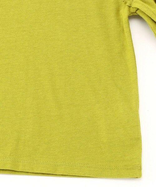 COMME CA ISM / コムサイズム Tシャツ | フリル袖 Tシャツ | 詳細8