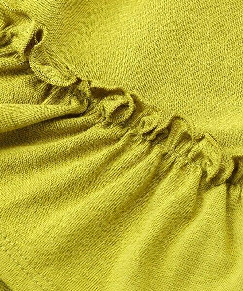 COMME CA ISM / コムサイズム Tシャツ | フリル袖 半袖Tシャツ | 詳細9