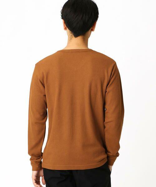 COMME CA ISM / コムサイズム Tシャツ | VネックTシャツ | 詳細4