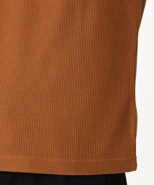 COMME CA ISM / コムサイズム Tシャツ | VネックTシャツ | 詳細7