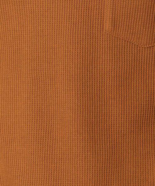 COMME CA ISM / コムサイズム Tシャツ | VネックTシャツ | 詳細8
