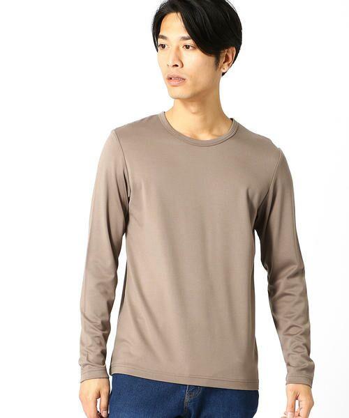 COMME CA ISM / コムサイズム Tシャツ   クルーネックTシャツ   詳細5