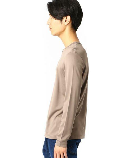 COMME CA ISM / コムサイズム Tシャツ   クルーネックTシャツ   詳細6