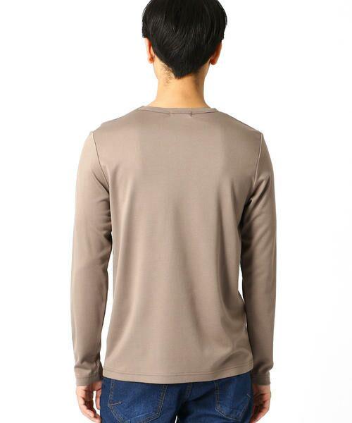 COMME CA ISM / コムサイズム Tシャツ   クルーネックTシャツ   詳細7