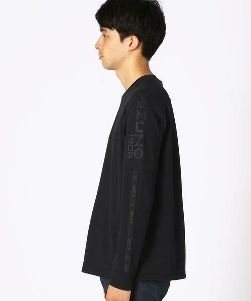 COMME CA ISM / コムサイズム Tシャツ | 【MIZUNO コラボ】ワッフル ロングTシャツ | 詳細4