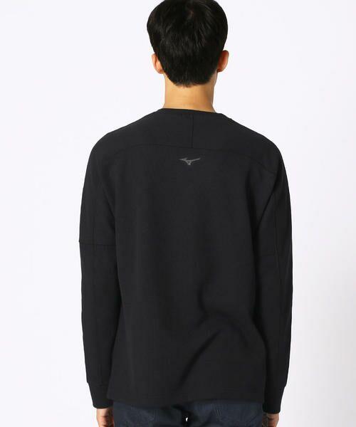 COMME CA ISM / コムサイズム Tシャツ | 【MIZUNO コラボ】ワッフル ロングTシャツ | 詳細5